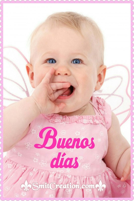 Good Morning Wishes In Spanish