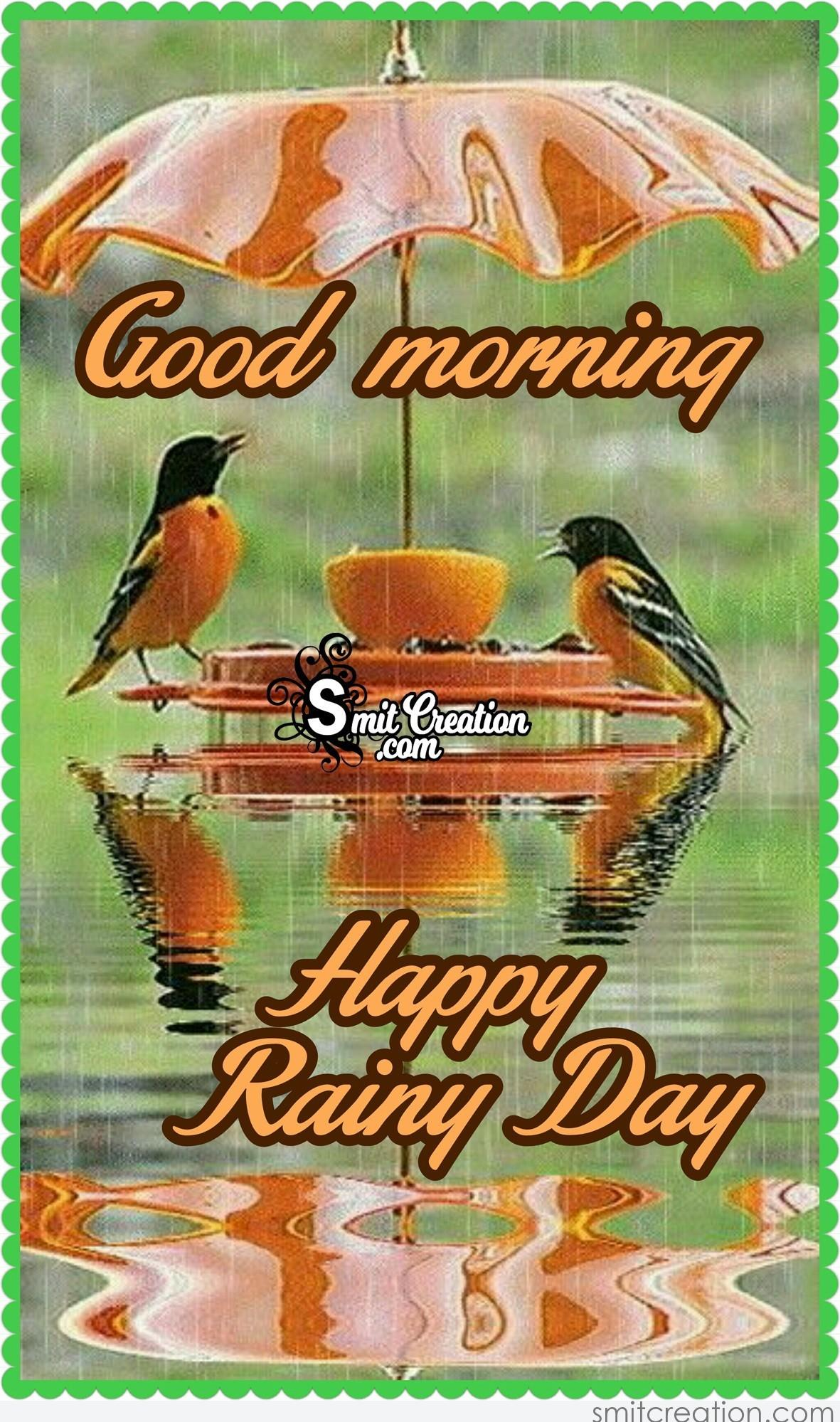 Good Morning Images For Rainy Day Wallpapersimagesorg
