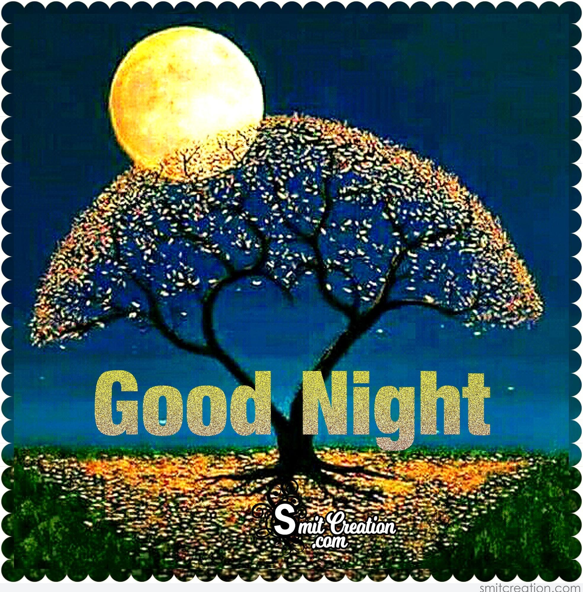 Good Night Pictures And Graphics Smitcreationcom