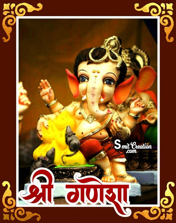 Shree Bal Ganesha Photo
