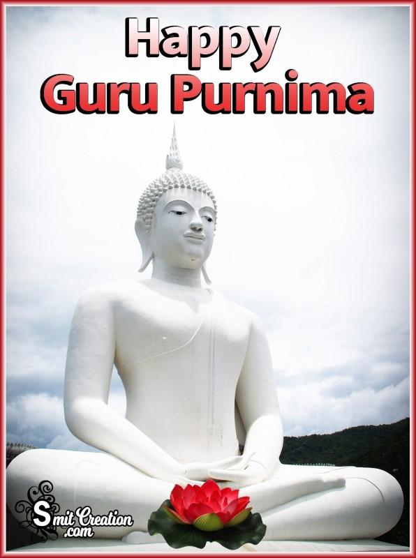 Happy Guru Purnima – Guru Gautam Buddha