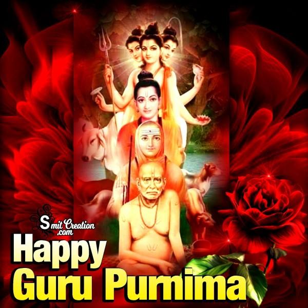 Happy Guru Purnima – 3 Avatars of Shri Dattatreya