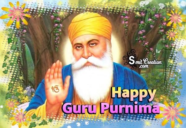 Happy Guru Purnima – Guru Nanak Dev Ji