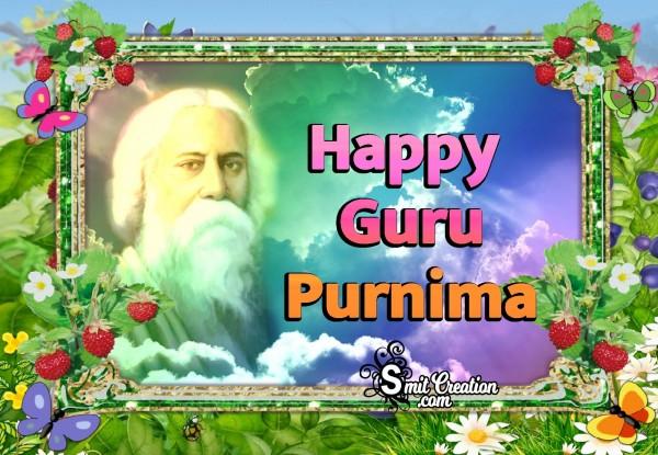 Happy Guru Purnima – Guru Rabindranath Tagore