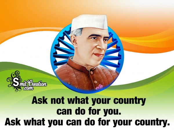 Independence Quote By Jawaharlal Nehru