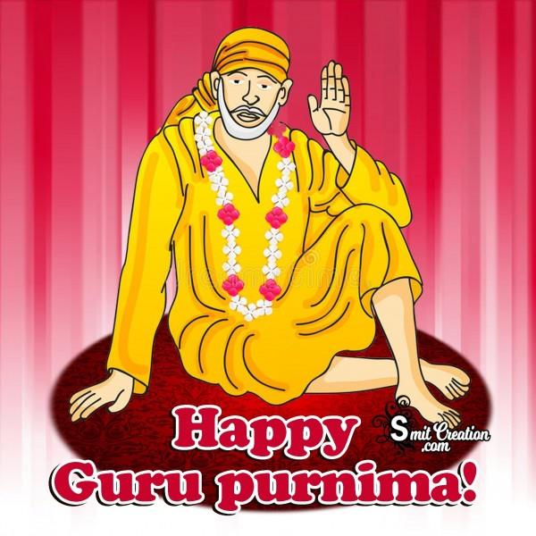 Happy Guru Purnima – Shri Sai Baba