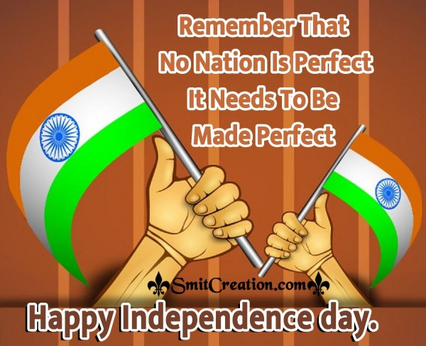 Happy Independence Day Proud To Be An Indian