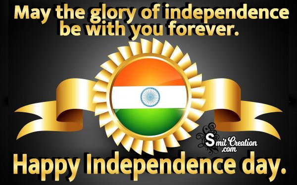 Happy Independence Day Wish Greeting