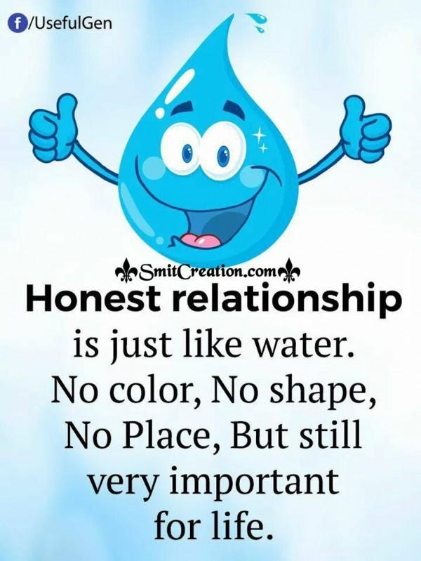Honest Relationship