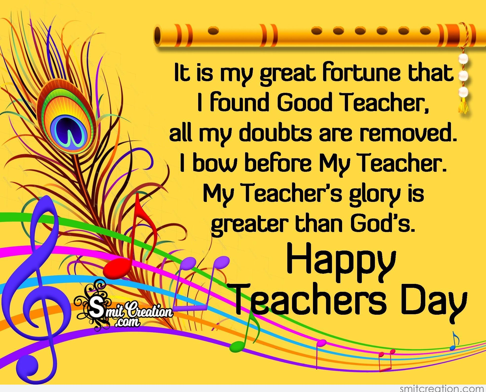 Teachers Day Pictures And Graphics Smitcreation