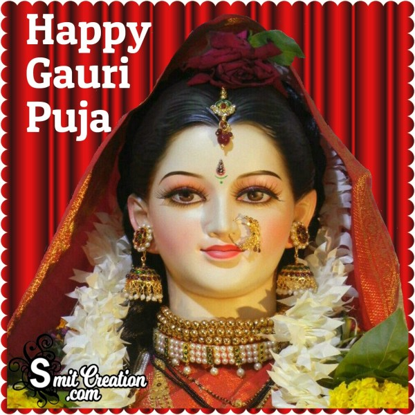 Happy Gauri Puja
