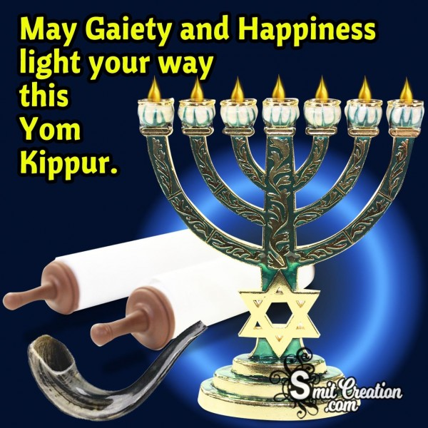 Yom Kippur Wishes Image