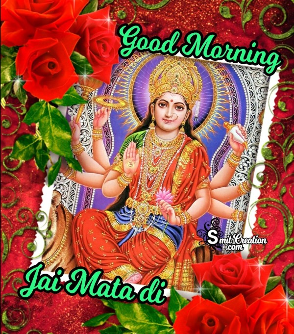 Best Good Morning Hindu Goddess Images