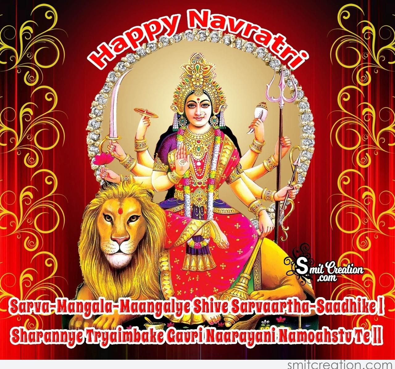 Navratri Wishes In English Images Pictures And Graphics
