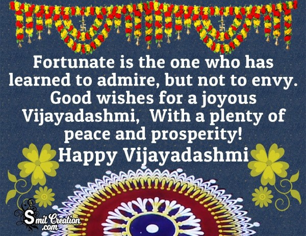 Happy Vijayadashmi Wishes