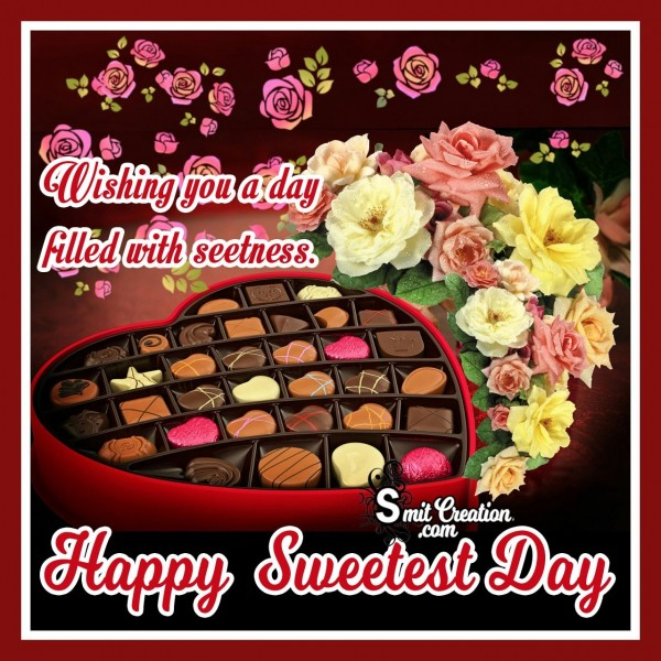 Happy Sweetest Day Wishes