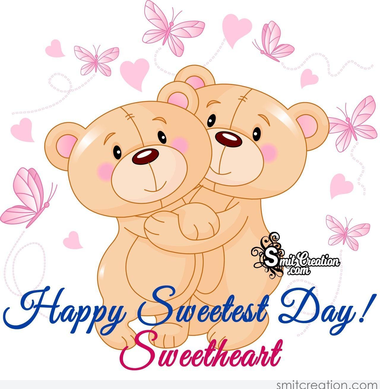Happy Sweetest Day Sweetheart Smitcreation