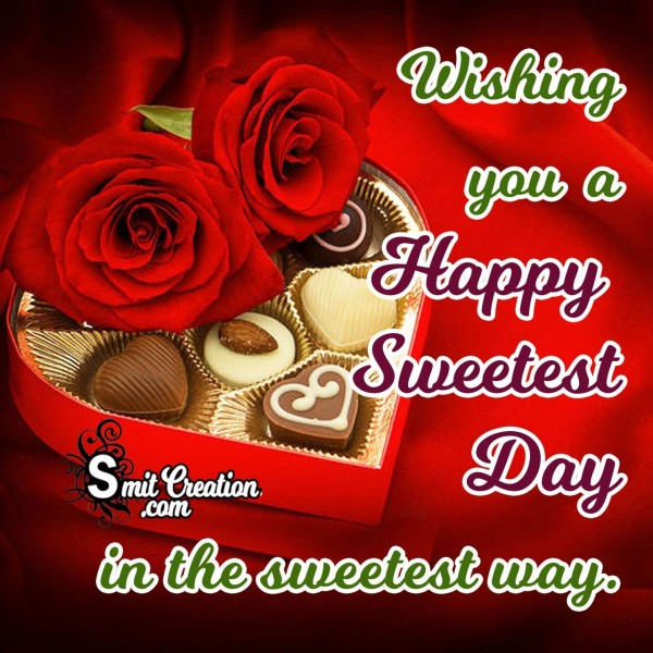 Wishing You A Happy Sweetest Day