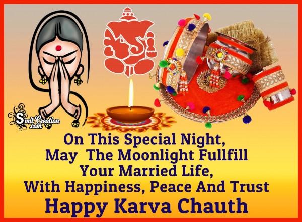 Happy Karwa Chauth Wishes