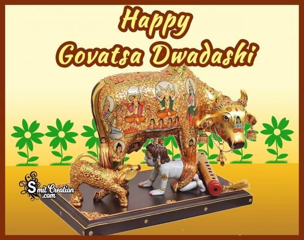 Happy Govatsa Dwadshi