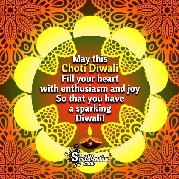 Choti Diwali Blesdsings
