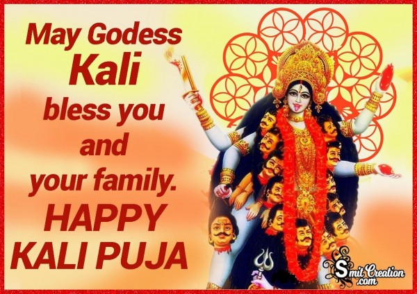 Happy Kali Puja Blessings