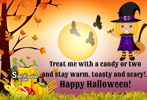 Happy Halloween Message
