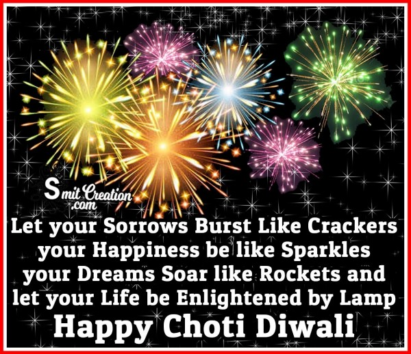 Happy Choti Diwali Wishes