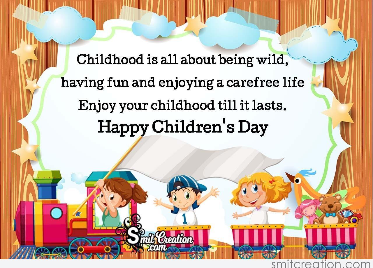 happy children s day quote wishes com