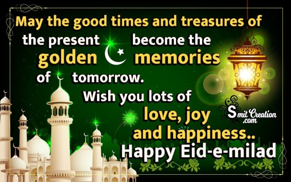 Wish You Happy Eid-E-Milad-Un-Nabi