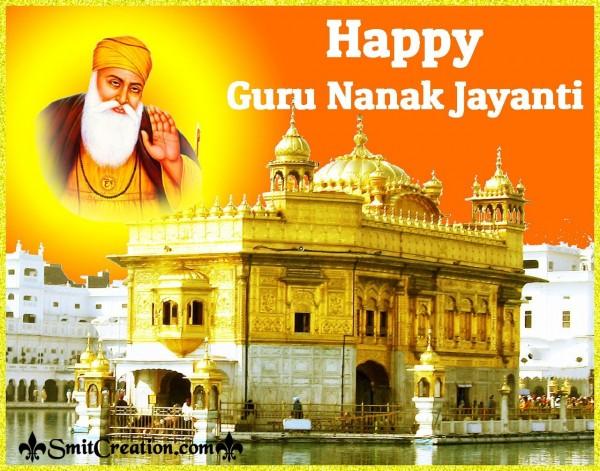 Happy Guru Nanak Jaynti