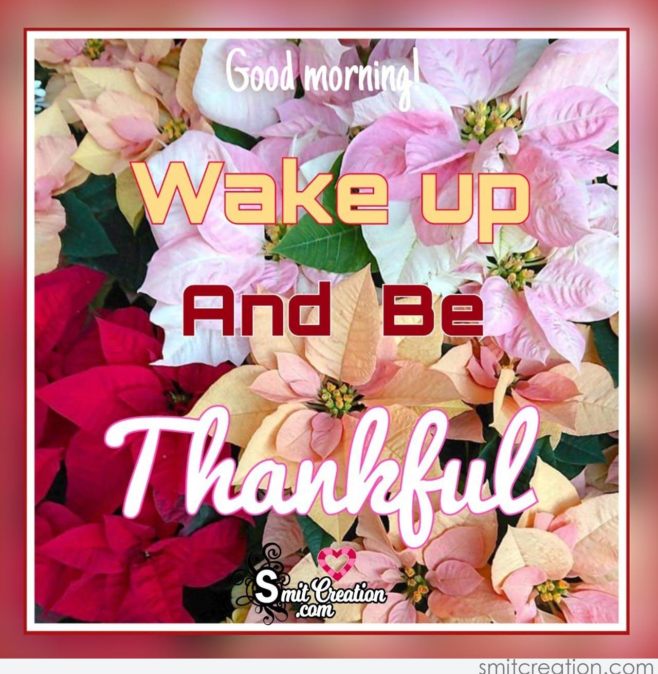 Good Morning Message Pictures And Graphics Smitcreationcom