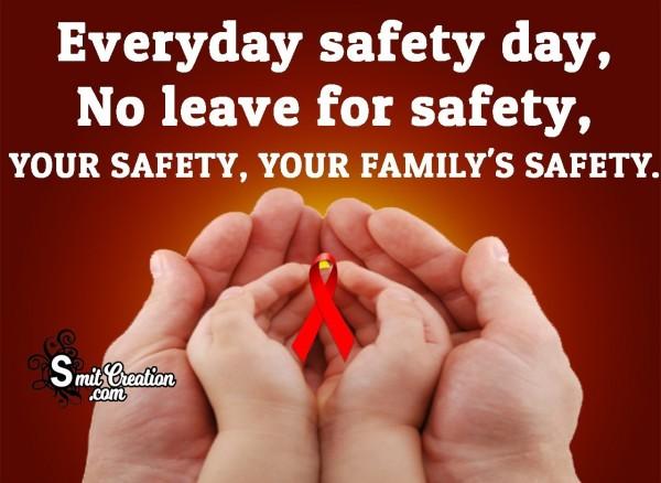 Everyday Safety Day