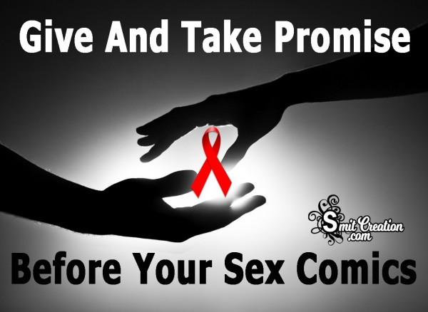 Give And Take Promise Before Your Sex Comics