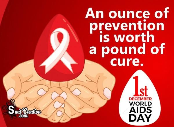 1st December World AIDS Day