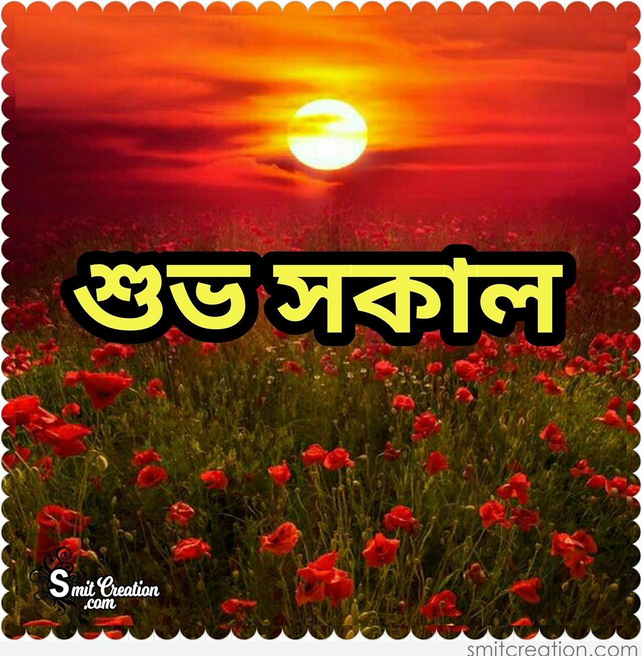 Good Morning In Bangla Pictures And Graphics