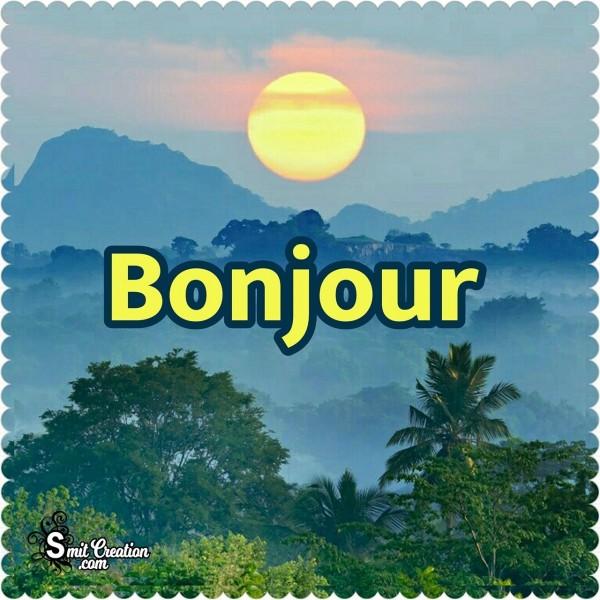 Bonjour Morning Image