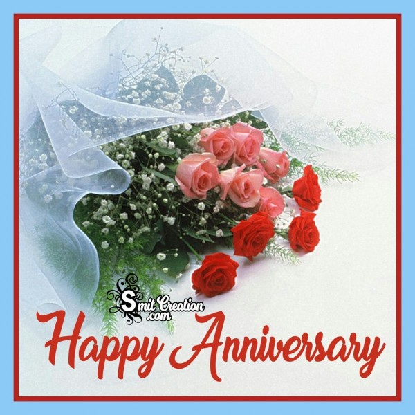 Happy Anniversary Boquet