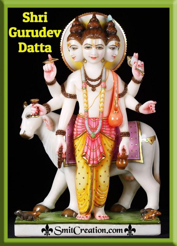 Shri Gurudev Datta