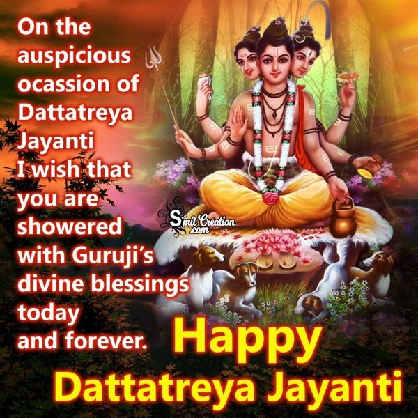 Happy Dattatrey Jayanti