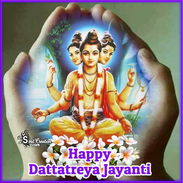 Happy Dattatrey Jayanti Photo