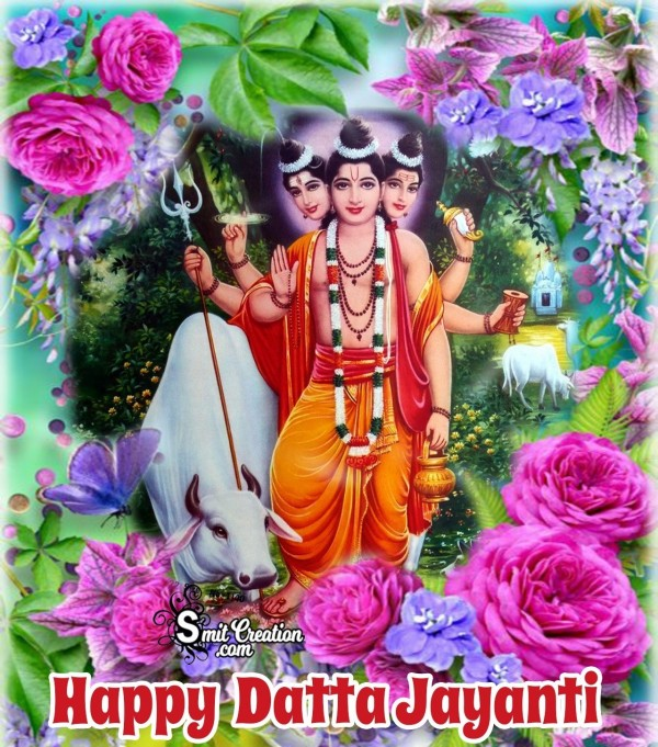 Happy Datta Jayanti Photo