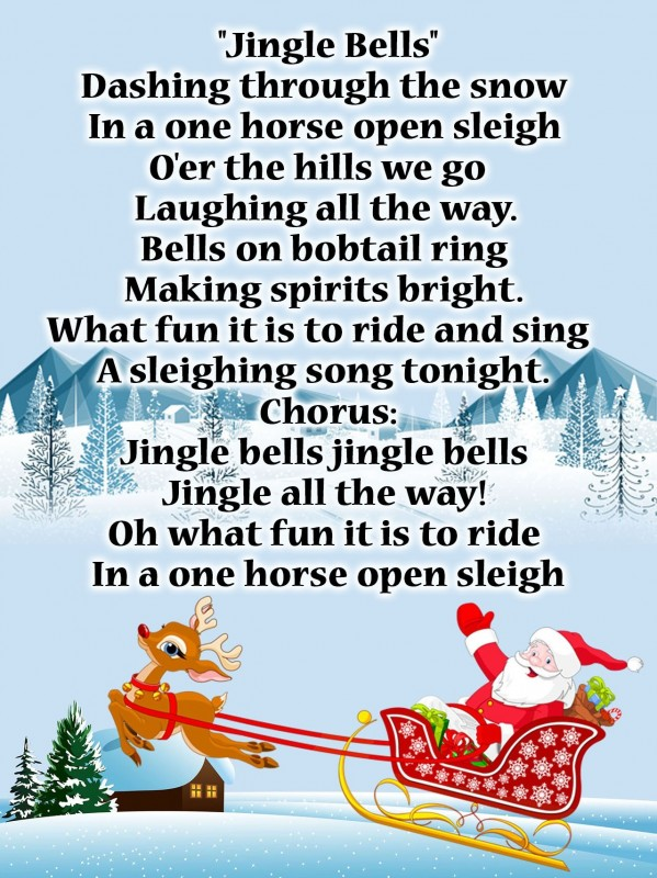 """Jingle Bells"" Carols"