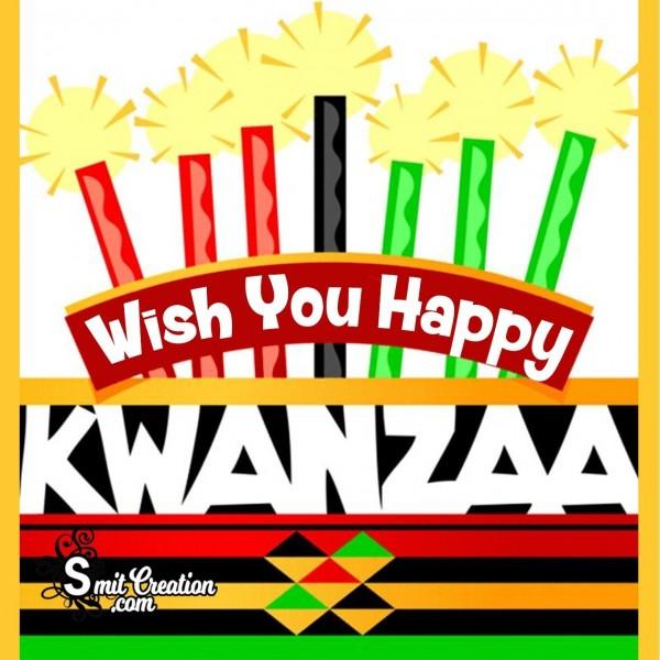 Wish You Happy Kwanzaa