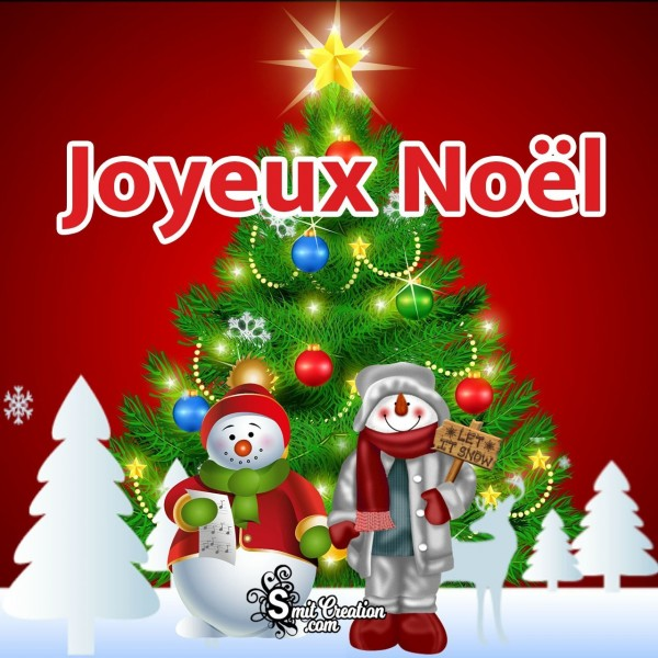 Joyeux Noël Photo