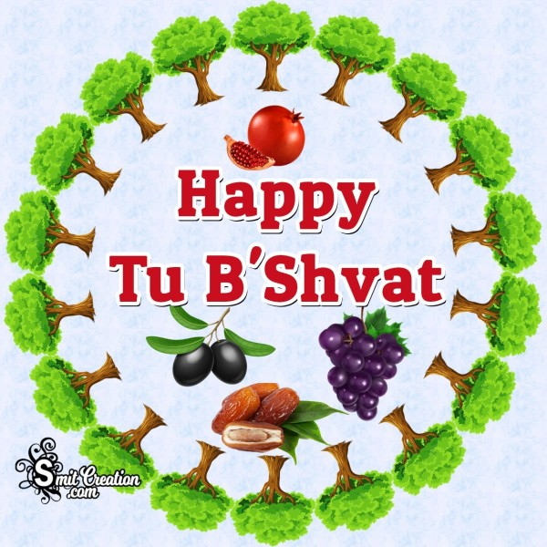 Happy Tu B'Shvat