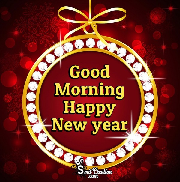 Good Morning Happy New year Photo