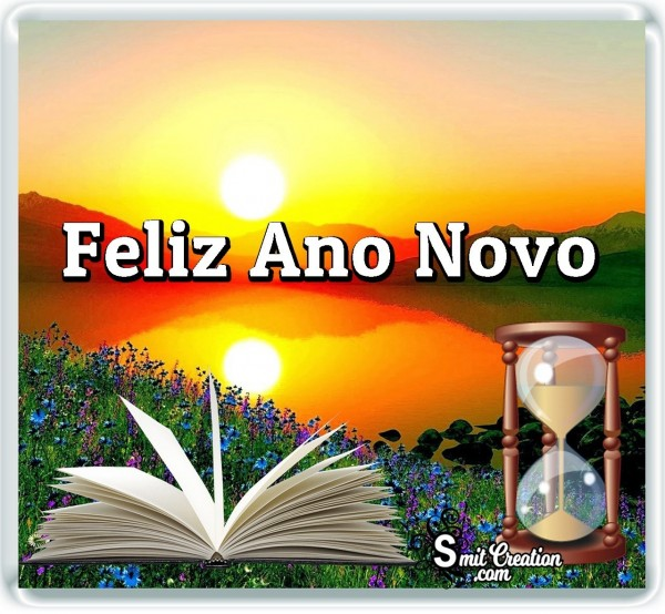 Feliz Ano Novo Foto