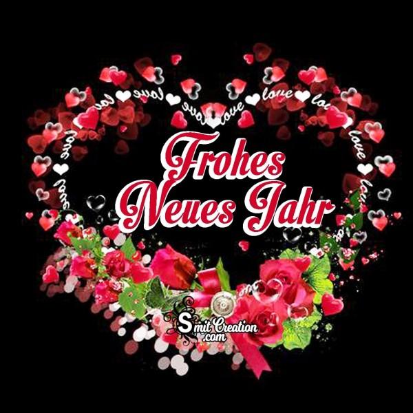 Frohes Neues Jahr Liebe