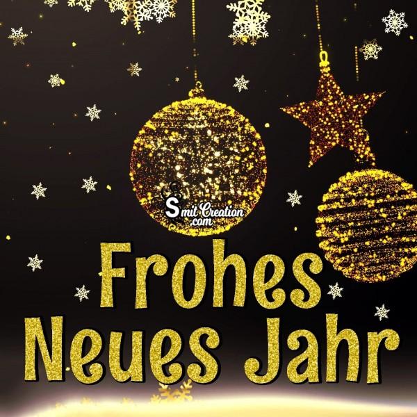 Frohes Neues Jahr Funkeln